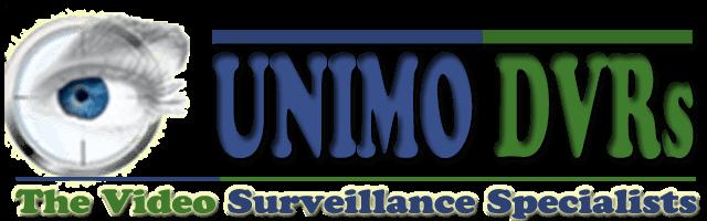 UNIMO DVRs Retina Logo
